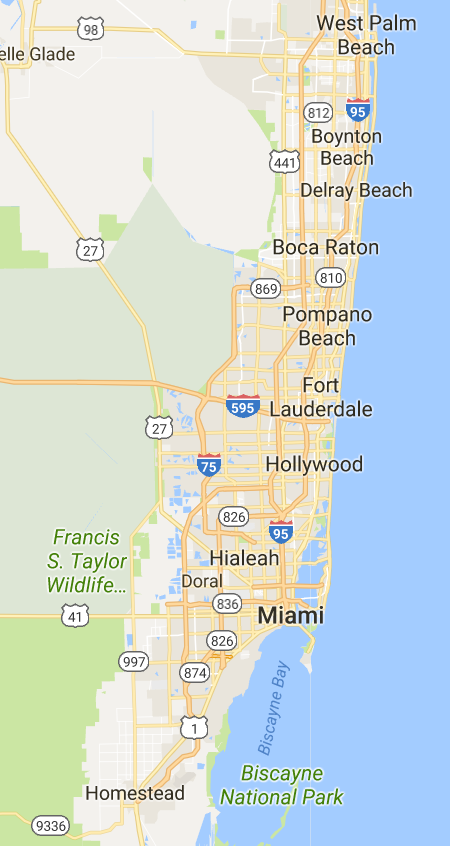 male strippers Florida map